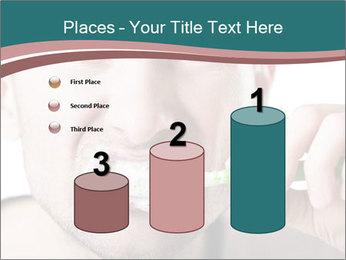 Dental hygiene PowerPoint Template - Slide 65