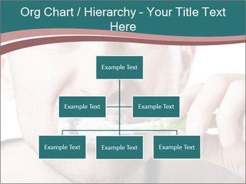Dental hygiene PowerPoint Template - Slide 66