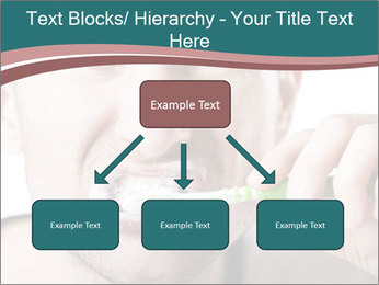 Dental hygiene PowerPoint Template - Slide 69