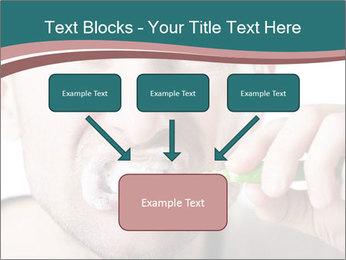 Dental hygiene PowerPoint Template - Slide 70