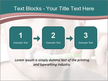Dental hygiene PowerPoint Template - Slide 71