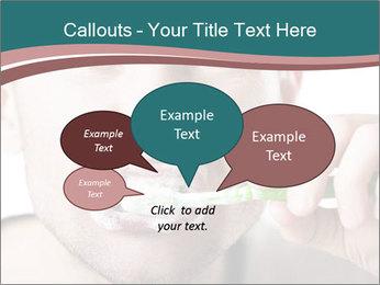 Dental hygiene PowerPoint Template - Slide 73
