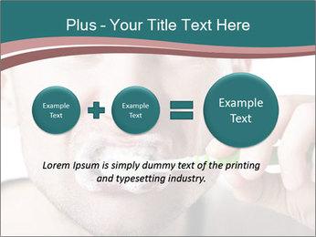 Dental hygiene PowerPoint Template - Slide 75