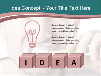 Dental hygiene PowerPoint Template - Slide 80