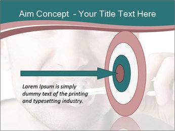 Dental hygiene PowerPoint Template - Slide 83