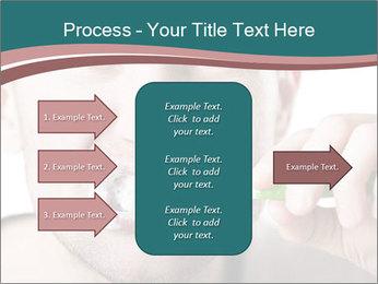 Dental hygiene PowerPoint Template - Slide 85