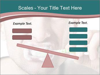 Dental hygiene PowerPoint Template - Slide 89