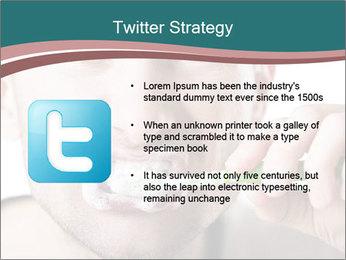 Dental hygiene PowerPoint Template - Slide 9