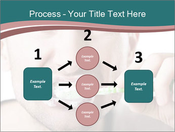 Dental hygiene PowerPoint Template - Slide 92