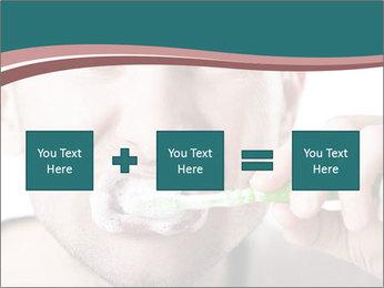 Dental hygiene PowerPoint Template - Slide 95
