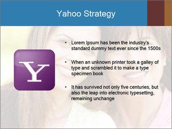 Portrait Hispanic mother PowerPoint Template - Slide 11