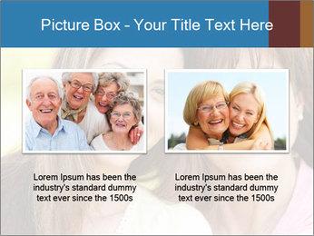 Portrait Hispanic mother PowerPoint Template - Slide 18