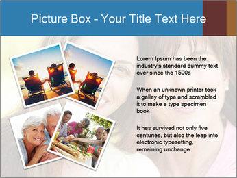 Portrait Hispanic mother PowerPoint Template - Slide 23