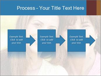 Portrait Hispanic mother PowerPoint Template - Slide 88