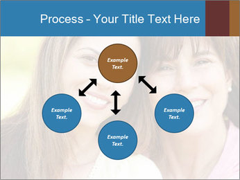 Portrait Hispanic mother PowerPoint Template - Slide 91