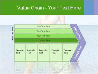 Beautiful model wearing jeans PowerPoint Templates - Slide 27