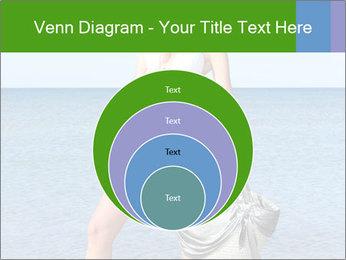 Beautiful model wearing jeans PowerPoint Templates - Slide 34