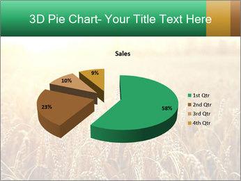 Ripening ears PowerPoint Templates - Slide 35