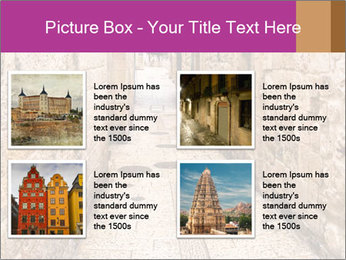 Ancient Alley PowerPoint Template - Slide 14