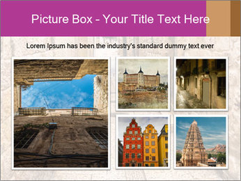 Ancient Alley PowerPoint Template - Slide 19