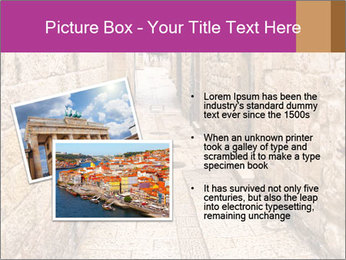 Ancient Alley PowerPoint Template - Slide 20