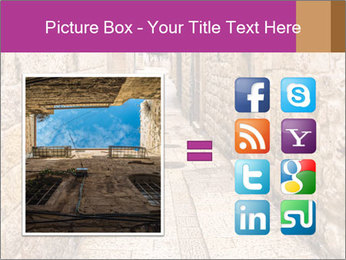 Ancient Alley PowerPoint Templates - Slide 21