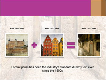 Ancient Alley PowerPoint Templates - Slide 22