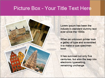 Ancient Alley PowerPoint Template - Slide 23