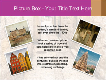 Ancient Alley PowerPoint Template - Slide 24
