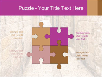 Ancient Alley PowerPoint Templates - Slide 43