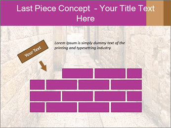 Ancient Alley PowerPoint Template - Slide 46