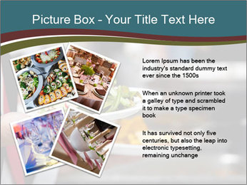 A person in line PowerPoint Template - Slide 23