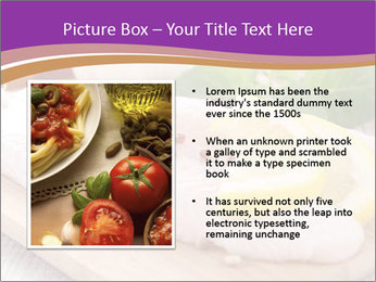 Raw fish PowerPoint Template - Slide 13