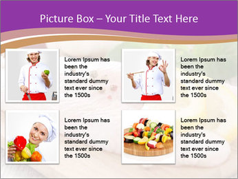 Raw fish PowerPoint Template - Slide 14