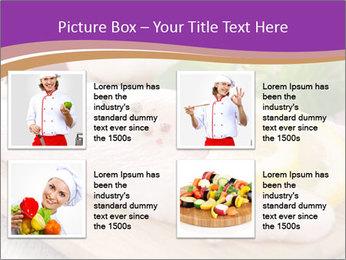 Raw fish PowerPoint Templates - Slide 14