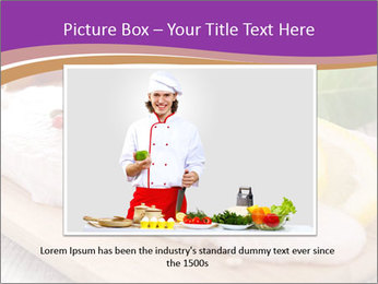 Raw fish PowerPoint Template - Slide 15