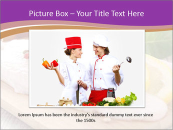 Raw fish PowerPoint Template - Slide 16