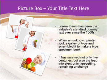 Raw fish PowerPoint Template - Slide 17