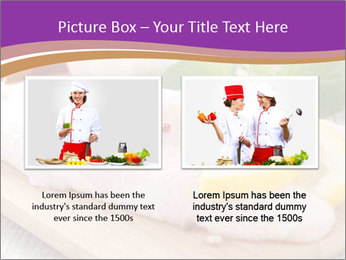 Raw fish PowerPoint Template - Slide 18