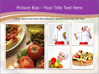 Raw fish PowerPoint Template - Slide 19