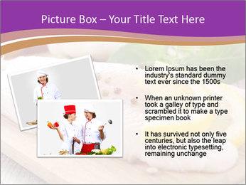 Raw fish PowerPoint Templates - Slide 20