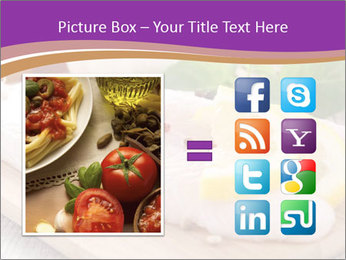 Raw fish PowerPoint Template - Slide 21