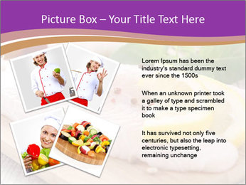 Raw fish PowerPoint Template - Slide 23