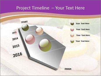 Raw fish PowerPoint Template - Slide 26