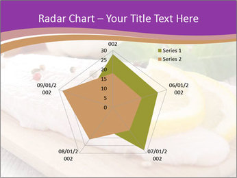 Raw fish PowerPoint Template - Slide 51