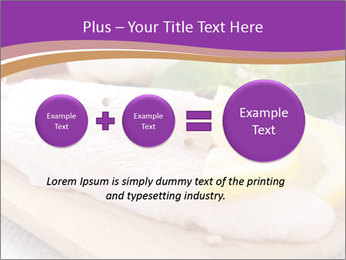 Raw fish PowerPoint Template - Slide 75
