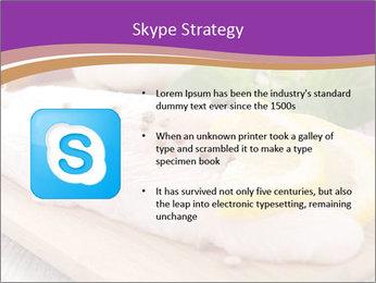 Raw fish PowerPoint Templates - Slide 8
