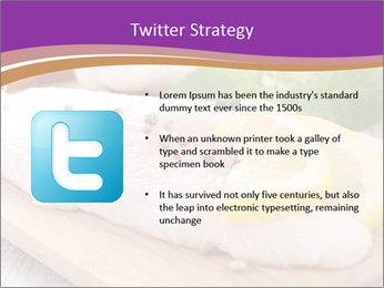 Raw fish PowerPoint Templates - Slide 9