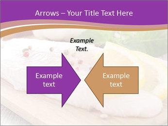 Raw fish PowerPoint Templates - Slide 90