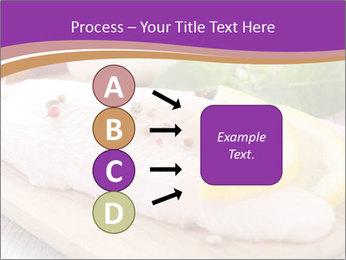 Raw fish PowerPoint Templates - Slide 94
